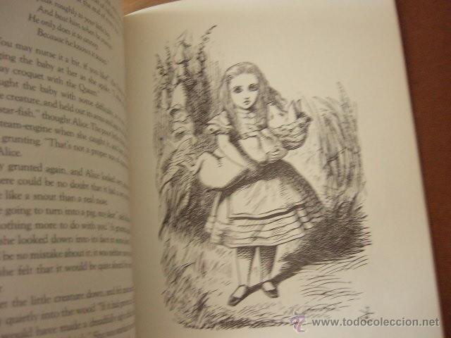 alice in wonderland. coloring book. libro para - Comprar en ...