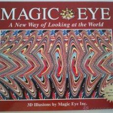 Libros de segunda mano: MAGIC EYE I - EDICIÓN INGLESA - NUEVO. Lote 50905199