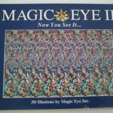 Libros de segunda mano: MAGIC EYE II - EDICIÓN INGLESA - NUEVO. Lote 50905268