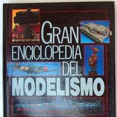 Libros de segunda mano: 1 LIBRO TAPA DURA - GRAN ENCICLOPEIDA DEL MODELISMO ( VEHICULOS FANTASTICOS - CIENCIA FICCION ). Lote 50923695