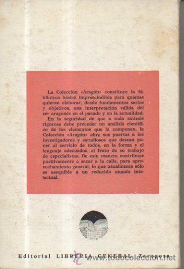 Libros de segunda mano: La vida cotidiana en Aragón durante la Edad Media. Manuel Gómez de Valenzuela. Librería General,1980 - Foto 5 - 50940938