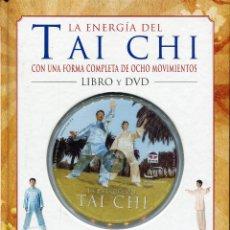 Libros de segunda mano: LA ENERGIA DEL TAI-CHI. Lote 50953715