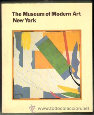 THE MUSEUM OF MODERN ART, NEW YORK,THE HISTORY AND THE COLLECTION A-ART-1928 (Libros de Segunda Mano - Bellas artes, ocio y coleccionismo - Otros)
