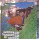 Libros de segunda mano: LIBRO -PATRIMONIO FERROVIARIO DE EUSKADI- EUSKADIKO BURNIBIDE ONDAREA- AÑO 1990.. Lote 50973351