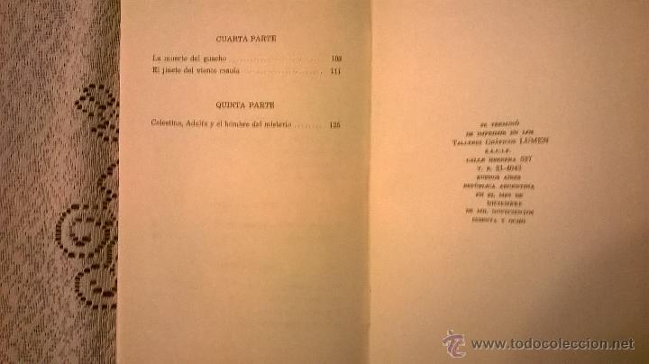 Libros de segunda mano: LAS ORBITAS ACTIVAS; por Vicente Nacarato - TROQUEL - Argentina -MUY RARO - 1968 - COMO NUEVO - Foto 3 - 50975821