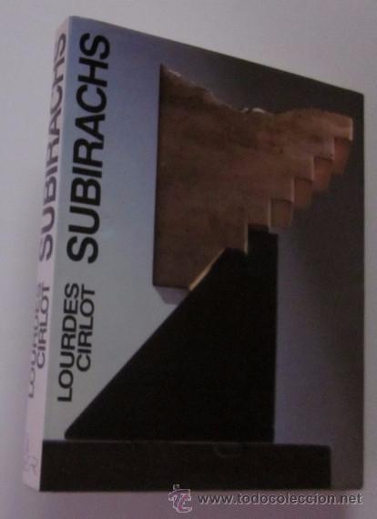 JOSEP MARIA SUBIRACHS - EJEMPLAR CON FIRMA Y DEDICATORIA DEL ARTISTA (Libros de Segunda Mano - Bellas artes, ocio y coleccionismo - Otros)