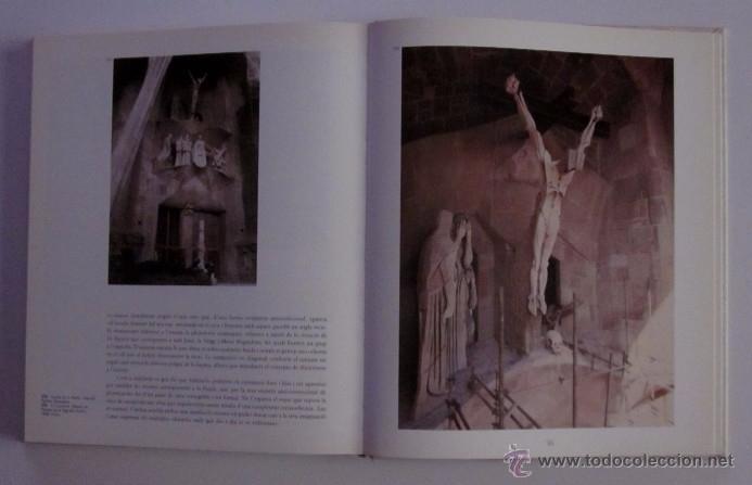 Libros de segunda mano: JOSEP MARIA SUBIRACHS - EJEMPLAR CON FIRMA Y DEDICATORIA DEL ARTISTA - Foto 8 - 105622176