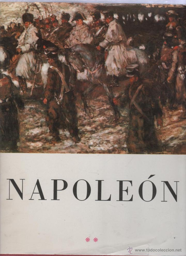 Libros de segunda mano: NAPOLEON. EDITORIAL LABOR. 1º EDICION. TOMO I Y TOMO II. LEER - Foto 2 - 49611289