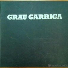 Libros de segunda mano: GRAU GARRIGA. ARNAU PUIG ARTE BARCELONA 1977. Lote 51011671