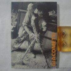 Libros de segunda mano: GIACOMETTI. CATÁLOGO DE LA FUNDACIÓN MAEGHT. 2000. FOLIO.MUY ILUSTRADO. 1A EDICIÓN. Lote 51079981