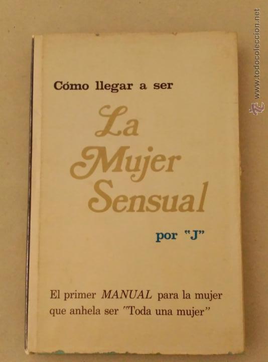 La mujer sensual comprar en todocoleccion 51096676 - Libreria segunda mano online ...