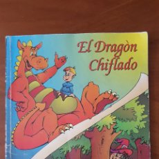 Libros de segunda mano: EL DRAGON CHIFLADO . HANSEL Y GRETEL. Lote 51110745