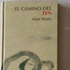 Libros de segunda mano: EL CAMINO DEL ZEN . Lote 51117956