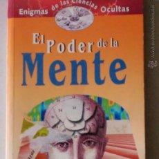 Libros de segunda mano: EL PODER DE LA MENTE ISBN 84 8403 228 0. Lote 51118097