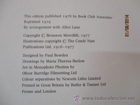 Libros de segunda mano: publicacion especial revista vogue, body and beauty book - bronwen meredith - Tapa dura - Foto 3 - 211555515