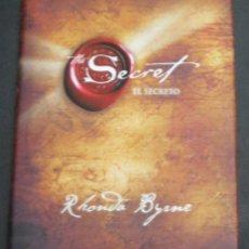 Libros de segunda mano: EL SECRETO RHONDA BYRNE CÍRCULO DE LECTORES AÑO 2007. Lote 55965658