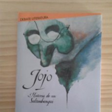 Libros de segunda mano: JOJO. HISTORIA DE UN SALTIMBANQUI DE MICHAEL ENDE.. Lote 51300804