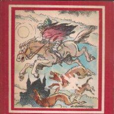 Libros de segunda mano: EL COMTE ARNAU / IL·LUST. M. BATLLORI. BCN : SALVATELLA, 1962. 19X14CM. 41 P.. Lote 51322866