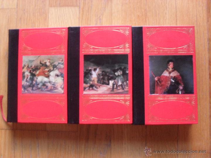 Libros de segunda mano: LA GUERRA DE LA INDEPENDENCA 2 de Mayo ,3 Tomos Circulo Amigos de la Historia - Foto 2 - 51361007