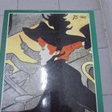 Libros de segunda mano: TOULOUSE LAUTREC. Lote 51379111