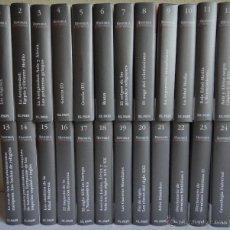 Libros de segunda mano - HISTORIA UNIVERSAL SALVAT, OBRA COMPLETA EN 24 TOMOS. EXCELENTE ESTADO!!! - 51458136