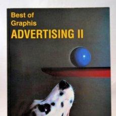 Libros de segunda mano: BEST OF GRAPHIS ADVERTISING II. Lote 51463721