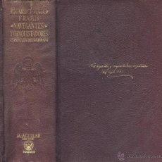 Second hand books - R. Majó Framis. Vida de los navegantes y conquistadores españoles del siglo XVI. Madrid, 1946. Criso - 51454627