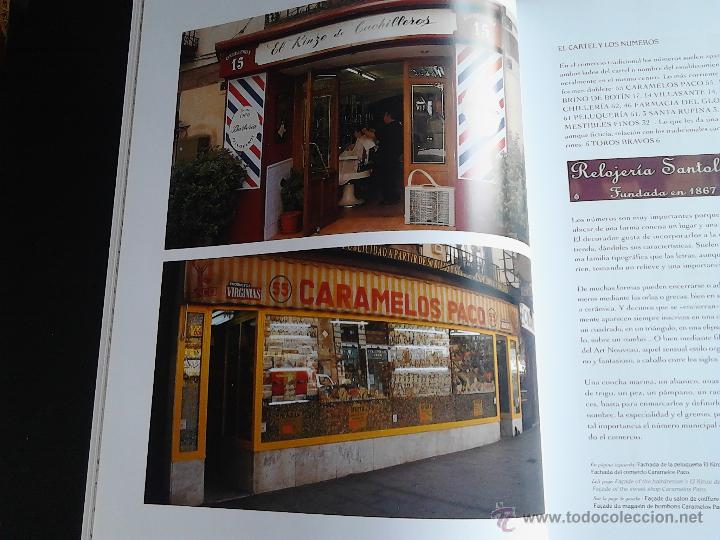 Libros de segunda mano: EL HONRADO COMERCIO EN MADRID LUIS AGROMAYOR 35000 ESTABLECIMIENTOS CON FOTOGRAFIAS - Foto 3 - 51487991