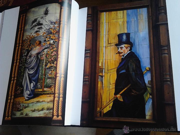 Libros de segunda mano: EL HONRADO COMERCIO EN MADRID LUIS AGROMAYOR 35000 ESTABLECIMIENTOS CON FOTOGRAFIAS - Foto 4 - 51487991