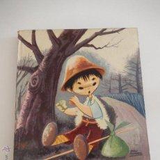 Libri di seconda mano: ANTIGUO CUENTO 1958 - CUENTOS DE HADAS INGLESES . VERSION ESPAÑOLA DE ALFONSO NADAL. Lote 51491248