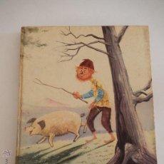 Libros de segunda mano: CUENTOS DE HADAS DE GRIMM - ILUSTRADO POR BOCQUET - EDITORIAL MOLINO. Lote 51491265