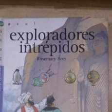 Second hand books - EXPLORADORES INTRÉPIDOS (Madrid, 2003) - 51503055