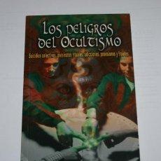 Libros de segunda mano: LOS PELIGROS DEL OCULTISMO, LECCION AÑO CERO, LIBRO. Lote 51618119
