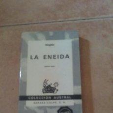 Libros de segunda mano: LA ENEIDA, VIRGILIO. Lote 51683310