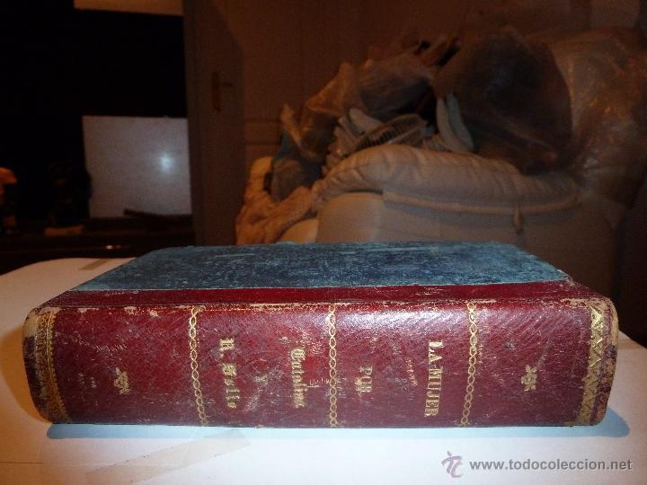 Libros de segunda mano: LA MUJER POR SEVERO CATALINA MADRID 1876 - Foto 5 - 51709814