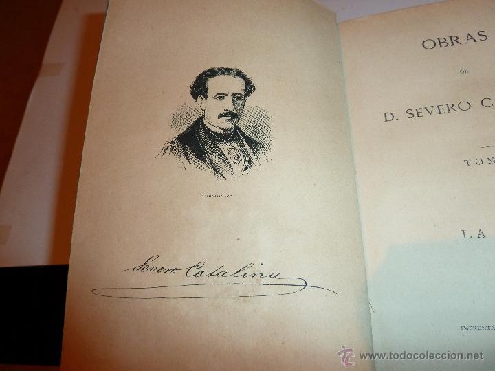 Libros de segunda mano: LA MUJER POR SEVERO CATALINA MADRID 1876 - Foto 11 - 51709814