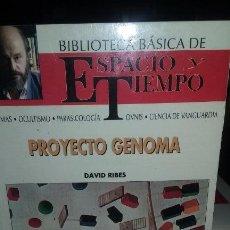 Libros de segunda mano: PROYECTO GENOMA. AUTOR DAVID RIVES. Lote 51733569