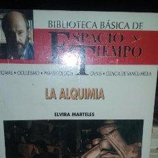 Libros de segunda mano: LA ALQUIMIA. AUTOR ELVIRA MARTELES. Lote 51733831