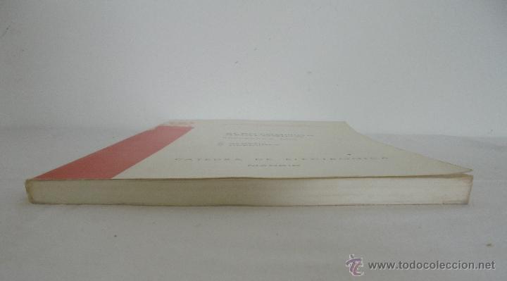 Libros de segunda mano: ELECTRONICA ANALOGICA. F. ALDANA. P.MARTINEZ. J. UCEDA. ESCUELA SUPERIOR DE INGENIEROS INDUSTRIALES. - Foto 2 - 51918645