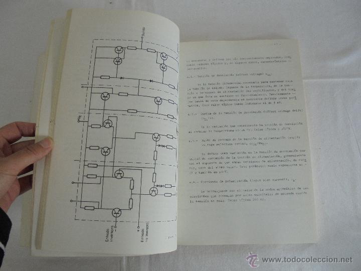 Libros de segunda mano: ELECTRONICA ANALOGICA. F. ALDANA. P.MARTINEZ. J. UCEDA. ESCUELA SUPERIOR DE INGENIEROS INDUSTRIALES. - Foto 10 - 51918645