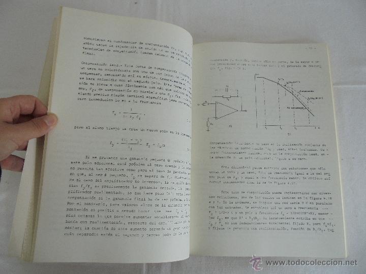 Libros de segunda mano: ELECTRONICA ANALOGICA. F. ALDANA. P.MARTINEZ. J. UCEDA. ESCUELA SUPERIOR DE INGENIEROS INDUSTRIALES. - Foto 13 - 51918645