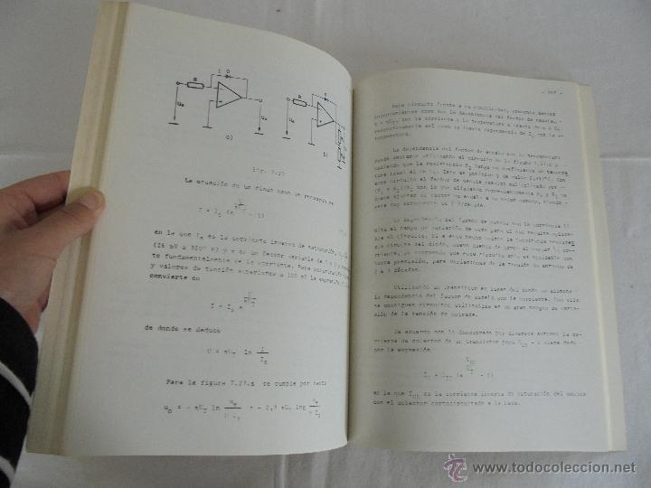 Libros de segunda mano: ELECTRONICA ANALOGICA. F. ALDANA. P.MARTINEZ. J. UCEDA. ESCUELA SUPERIOR DE INGENIEROS INDUSTRIALES. - Foto 14 - 51918645