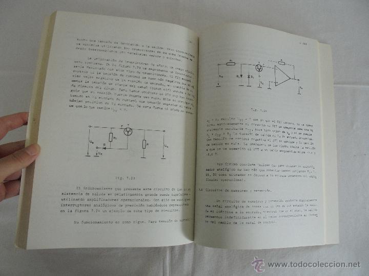 Libros de segunda mano: ELECTRONICA ANALOGICA. F. ALDANA. P.MARTINEZ. J. UCEDA. ESCUELA SUPERIOR DE INGENIEROS INDUSTRIALES. - Foto 16 - 51918645