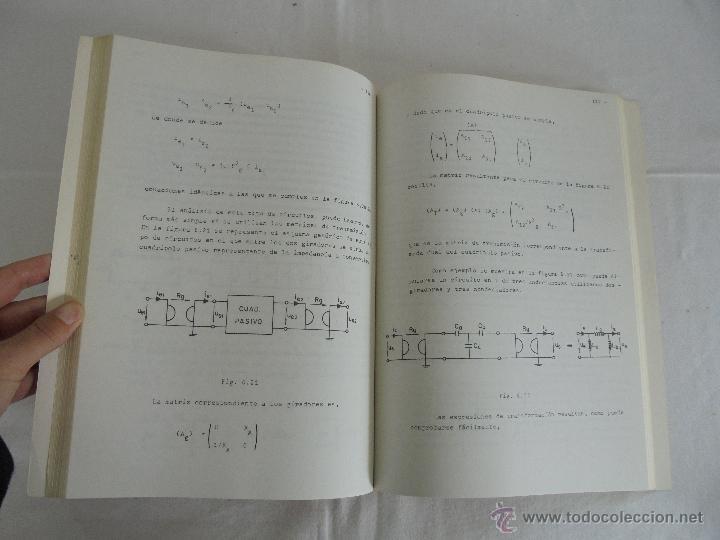 Libros de segunda mano: ELECTRONICA ANALOGICA. F. ALDANA. P.MARTINEZ. J. UCEDA. ESCUELA SUPERIOR DE INGENIEROS INDUSTRIALES. - Foto 17 - 51918645