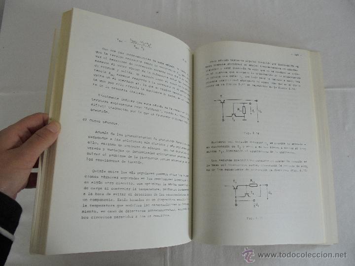 Libros de segunda mano: ELECTRONICA ANALOGICA. F. ALDANA. P.MARTINEZ. J. UCEDA. ESCUELA SUPERIOR DE INGENIEROS INDUSTRIALES. - Foto 19 - 51918645