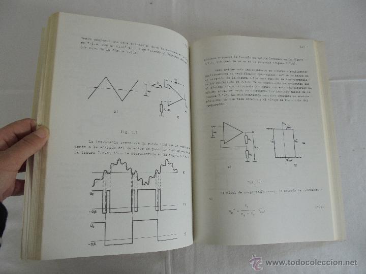 Libros de segunda mano: ELECTRONICA ANALOGICA. F. ALDANA. P.MARTINEZ. J. UCEDA. ESCUELA SUPERIOR DE INGENIEROS INDUSTRIALES. - Foto 20 - 51918645