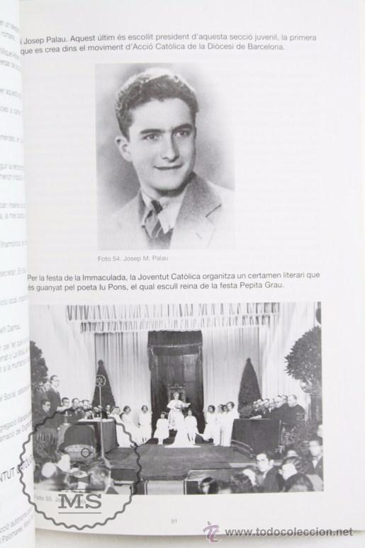 Libros de segunda mano: Libro en Catalán - El Social 1878-2003. Joaquim Verdaguer i Caballé - Terrassa - Año 2003 - Foto 5 - 51942345
