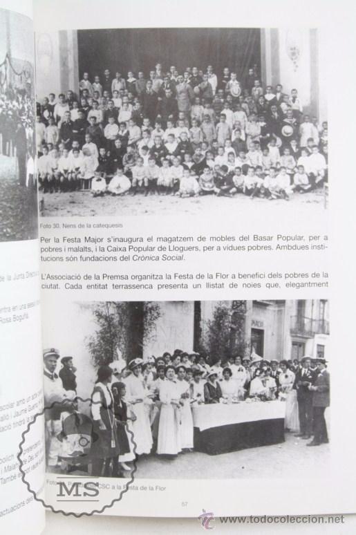 Libros de segunda mano: Libro en Catalán - El Social 1878-2003. Joaquim Verdaguer i Caballé - Terrassa - Año 2003 - Foto 6 - 51942345