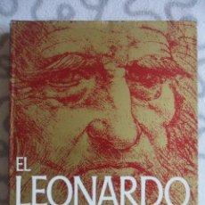 Libros de segunda mano: EL LEONARDO DESCONOCIDO. EDICION DE LADISLAO RETI. TAURUS EDICIONES, MADRID, 1975. TAPA DURA EN TELA. Lote 100539472