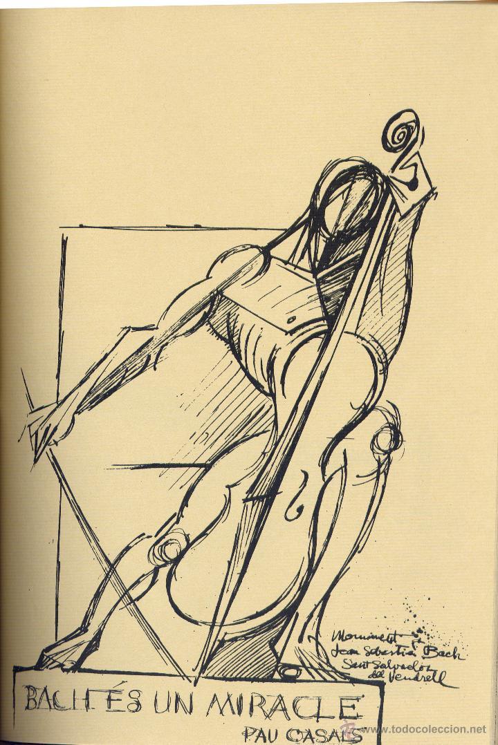 Libros de segunda mano: MÓN DE SUBIRACHS. Amb textos i poemes autors varis. l.lustracions, Josep Mª. Subirachs; EUMO 1984. - Foto 5 - 51999837